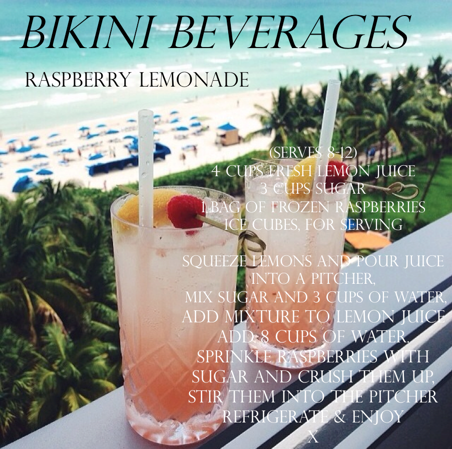 CLICK FOR A BIKINI BEVERAGE